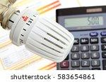 Symbol Photo Heating Cost ...