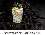 wallpaper  white cocktail... | Shutterstock . vector #583655701