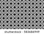matting fiber seamless pattern. ... | Shutterstock .eps vector #583686949
