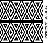 vector seamless pattern....   Shutterstock .eps vector #583688161