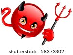 Devil Emoticon