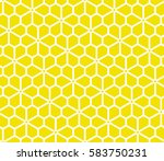 seamless floral vector pattern. ... | Shutterstock .eps vector #583750231