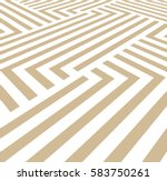 the geometric pattern with... | Shutterstock .eps vector #583750261