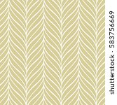 vector pattern with golden... | Shutterstock .eps vector #583756669