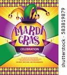 Mardi Gras Poster Design....