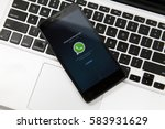 kuala lumpur  malaysia  ... | Shutterstock . vector #583931629