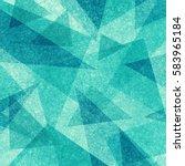 abstract blue green background... | Shutterstock . vector #583965184