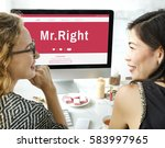 dating tips find love e dating  | Shutterstock . vector #583997965