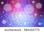 light blue red vector christmas ...