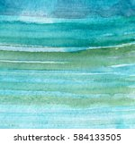 hand painted abstract...   Shutterstock . vector #584133505