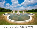 Small photo of Belvedere (ital. Belvedere) a palace complex in Vienna in Baroque style
