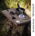 Small photo of Stump alchemist