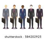 digital vector illustration... | Shutterstock .eps vector #584202925