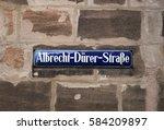 nuremberg  germany   circa 2016 ... | Shutterstock . vector #584209897