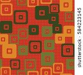 seamless pattern. for children. ...   Shutterstock .eps vector #584223145
