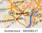 dunean. south carolina. usa | Shutterstock . vector #584308117