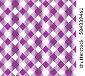 Diagonal Purple Seamless Table...