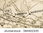 Small photo of Pomaria. South Carolina. USA
