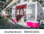 yamakata  japan   february 7 ... | Shutterstock . vector #584431831