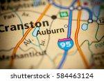 auburn. rhode island. usa | Shutterstock . vector #584463124