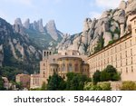 View On Montserrat Monastery In ...
