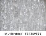 crystals in blurring gatsby...   Shutterstock . vector #584569591