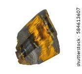 natural mineral gem stone  ... | Shutterstock . vector #584613607