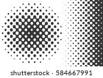 vector design elements. linear... | Shutterstock .eps vector #584667991