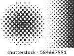 vector design elements. linear... | Shutterstock .eps vector #584667991
