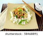 Delicious Vegetarian Asian Sti...