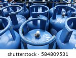 Blue Gas Tanks For Home Use