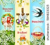Happy Easter  He Is Risen...