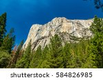 el capitan  spanish for the... | Shutterstock . vector #584826985
