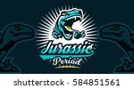vector illustration  identity ... | Shutterstock .eps vector #584851561