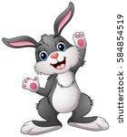 vector illustration of happy...   Shutterstock .eps vector #584854519