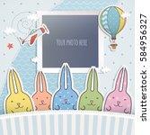 holiday card design.   Shutterstock .eps vector #584956327