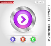 colored icon or button of... | Shutterstock .eps vector #584996947