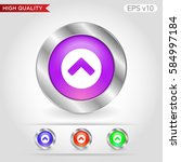 colored icon or button of...   Shutterstock .eps vector #584997184