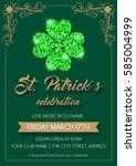 Saint Patrick's Day Invitation...
