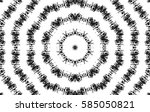 grunge black and white urban... | Shutterstock .eps vector #585050821
