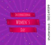 international women's day...