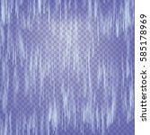 transparent waterfall vector. | Shutterstock .eps vector #585178969