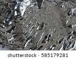 A Drop Of Molten Metal