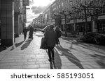 saarbrucken  germany   january... | Shutterstock . vector #585193051