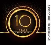 ten years birthday celebration...
