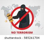 Stop Terrorism. Terrorism Is...