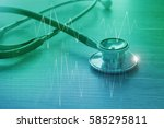 stethoscope with medical