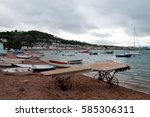Editorial Image Of Teignmouth...