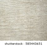 background of canvas fabric  ... | Shutterstock . vector #585443651
