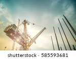 Tower Crane   Used In...